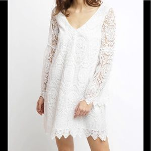 Cupcakes and Cashmere Davi Lace Dress size S